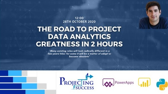 28th Oct Project Data event